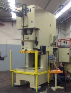 160 Ton Stamtec Press