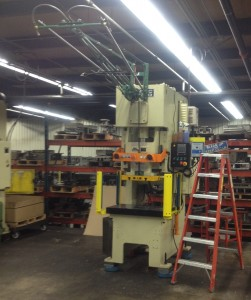 60 Ton Stamtec Press