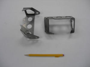 metal stamping manufacturer component