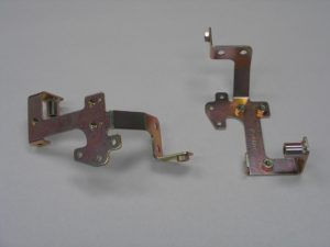 metal agricultural manufactured component
