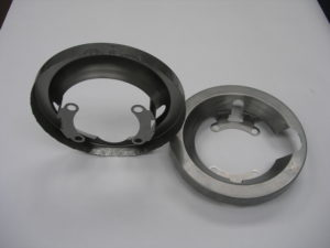 stamped car parts