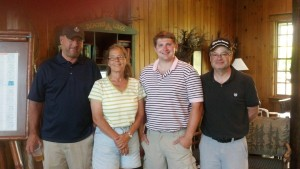 2013 Clow Stamping Golf Tournament Winners